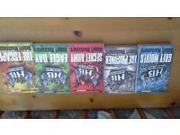 Books by Robert Muchamore Henderson Boys Series