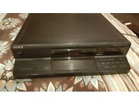 Sony 5 CD changer model CDP-CE105