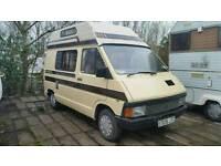 Renault autosleeper camper