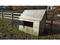Chicken house stable