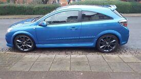 Vauxhall Astra VXR Arden Blue Milltek Exhaust System