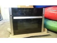 Built in Microwave / Oven combination ( Manufacturer CDA)