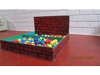 KIDS BALLS POOL PERFECT FOR GARDEN GREAT CONDITION FREE DELIVERY IN LIVERPOOL