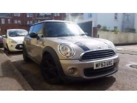 Mini One Baker Street 1.6 Petrol. Special edition model. Perfect little run around for someone.