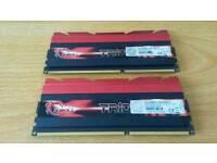 G.Skill 8GB 2x4Gb Cl10 2400