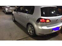 2010 Volkswagen Golf 2.0 GT TDI 140 Auto Dsg *HPI CLEAR* (Cheap)