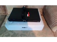 Tibo T1430 DAB/FM Radio Tuner and Tibo CD Player