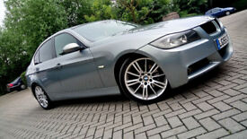 SILVER BMW 3 SERIES 2.5 325i M SPORT AUTOMATIC ALLOYS SERVICE HISTORY PX