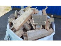 £20 CHEAPEST BULK BUILDERS BAGS FIREWOOD LOGS COAL SAME DAY DELIVERY FROM £5.00 LEEDS BRADFORD £20