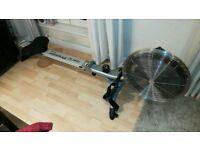 Reebok rowing machine foldable