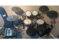 Roland Td12k digital drums