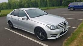 Mercedes C250 AMG Line - for sale