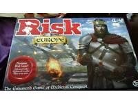 Risk Europe premium