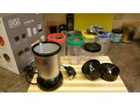 17 piece magic bullet blender - by nutribullet