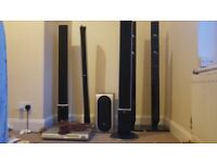 LG LH T550TB 5.1 home theater system @dvd player