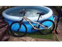 "Ridgeback MX24 TERRAIN JUNIOR Bike wheel 24""/ gears 21 speeds GOOD CONDITION"