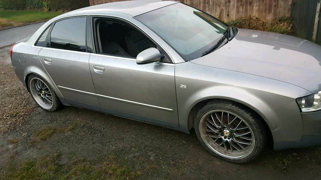 Breaking for spares 1.8t 150bhp