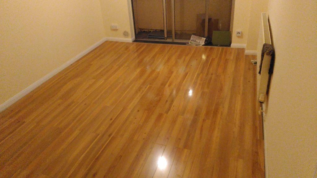 Laminate Flooring Installer In All Of London