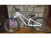 "Specialized 16"" hot rock children's bike"