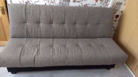 Small Double Sofa Bed with Storage