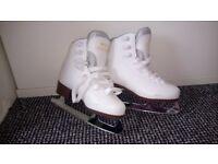 Size 33 GRAF BOLERO figure ice skates