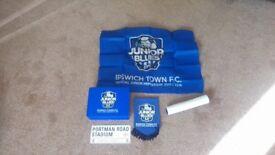 Brand new ITFC supporters kit - ideal Xmas prezzy