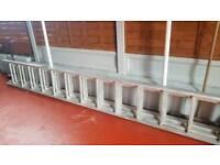 Class one triple ladders