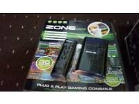 Zone mini game console (plug and play) 35 games