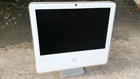 """Job lot of 32 Apple iMac A1208 17"""" All in One 