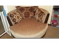 Cuddle chair DFS