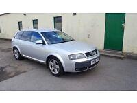 For Sale 2004 Audi Allroad 2.5 Quatro Diesel