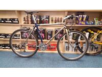 "Carrera Mountain bike 18"" frame"
