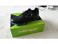 Dunlop Golf shoes, Brand New - Size 8 Waterproof - Cost £70
