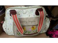YUMMY MUMMY BAG CHANGING BAG