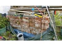 1000 Reclaimed Norfolk Red Bricks