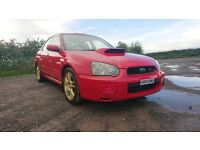 Subaru Impreza Spec C Limited 2003