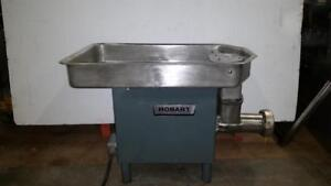 Hobart Meat Grinder - Used Hobart 4732 - Meat Chopper