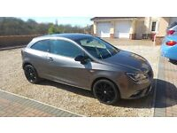 """2014 Seat Ibiza """"30 Year Special Edition"""" Low Mileage, Immaculate Condition"""