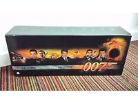 JAMES BOND 007 VHS Video Collection 18 Films
