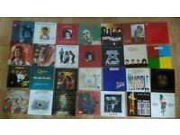 "28 x 7"" queen / mercury / brian may / vinyl collection"