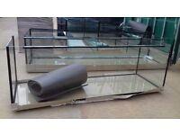 Aquarium 72x24x22 10 mm 600l 180x60x55 cm - NEW - Other tanks available