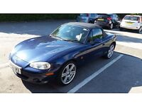Mazda MX5 Convertable excellent condition
