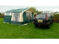 Conway countryman trailer tent 1997