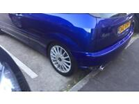 "Ford Focus st st170 wheels 17"" alloy alloys 4x108"