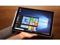 Microsoft Surface Pro 4 - 128GB / Intel Core m3/ 4GB RAM/ Type cover