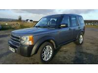 Landrover Discovery 3 GS