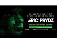 Eric Prydz Ticket Glasgow