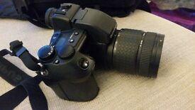 Digital slr camera olympus e10