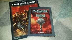 Warhammer 40k CSM job lot