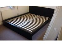 BED FRAME (EUROPEAN KING SIZE)